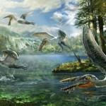 阿凡達伊卡蘭飛龍?中國遼寧省出土新種翼龍化石