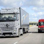自駕卡車來了!賓士擬 2025 年推出、目標稱霸市場