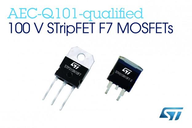 STripFET F7