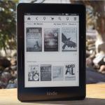 Amazon 推新版 Kindle Voyage 電子書閱讀器