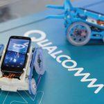 高通股價 3 週新高 跨足機器人、愛立信則退出基頻晶片市場