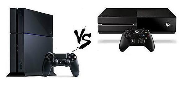 X BOX VS PS