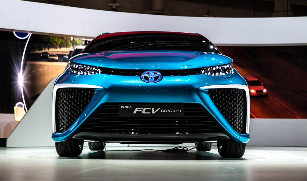 豐田、日政府重金打造加氫站 為氫燃料電池車鋪路
