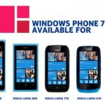 專心經營新平台,Windows Phone 7.8 作業系統更新將在 10 月 14 日終止