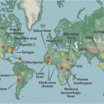 viruses map