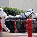 伊波拉疫情不樂觀,防阻院內感染成關鍵