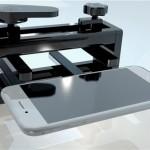 Apple iPhone 6 彎曲了怎麼辦?gTools PanelPress 幫你拗回來