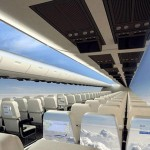 機艙即螢幕,無窗飛機視野更廣闊