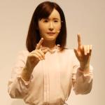看好健康照護需求,東芝推新一代擬真交流機器人