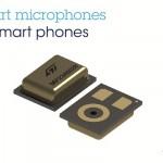 意法半導體(ST)MEMS 麥克風,大幅提升手機在吵雜環境中的通話清晰度