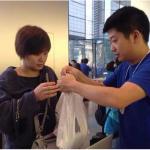 iPhone 6 登陸中國市場 備貨足不再一機難求
