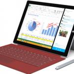 Surface 業務 Q3 獲利  平板電腦成微軟下一個金礦