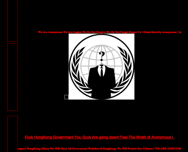 Anonymous-operation-hong-kong