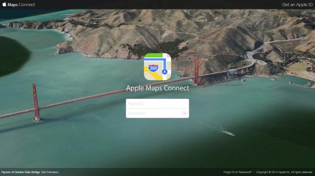 Apple-Maps Connect