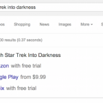 打擊盜版,Google 從搜尋開始