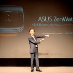 華碩 ZenWatch 搶灘日本  施崇棠:目標 Android 智慧錶一哥