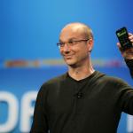 再見 Google!「Android 之父」Andy Rubin 離職