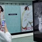 瑞典地鐵廣告頭髮又會飄了,看到最後卻讓人深思