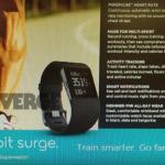 Fibit 進軍智慧手錶市場,推出 250 美元 Fitbit Surge