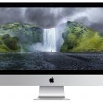 5K 高解度面板 iMac 登場,Mac mini 也有升級