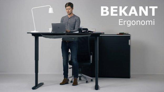 Ikea 為電腦族推出全新升降式辦公桌,讓你站著坐著都輕鬆 Technews 科技新報