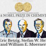 超高解析螢光顯微技術,德美科學家共獲諾貝爾化學獎