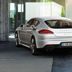 直指 Model S,保時捷將推純電動轎車