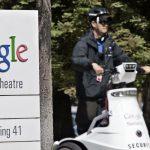 Google 有意將外包保全工作納入公司以及經營