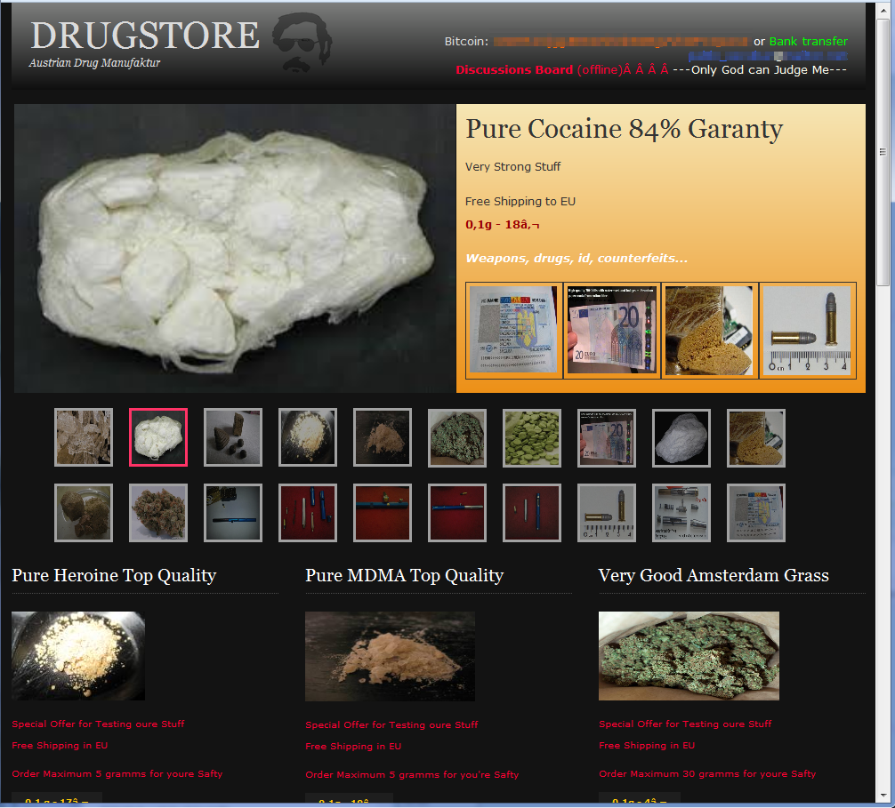 Silk Road 被抄週年,黑暗網站仍舊興盛