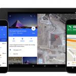 Google Map 改版,整合 Uber 叫車服務