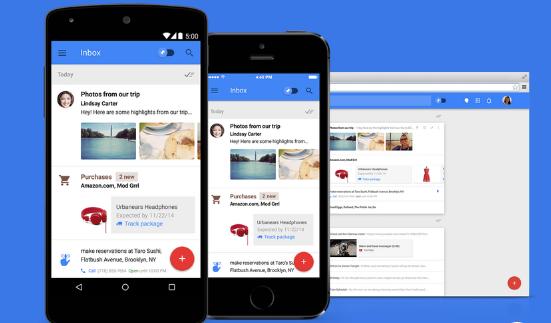 爲何會有 Inbox?Gmail 改版內測遭員工怒駡