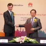 華為與俄羅斯 MegaFon 聯手為 2018 世界盃賽事提供 5G 網路