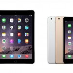 Wi-Fi 版先通過 NCC,iPad Air 2 與 iPad mini 3 即將在台上市