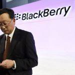 黑莓執行長:基於資安問題暫不考慮中國市場