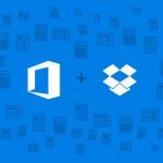 Office 365 雲端投向第三者與 Dropbox 達成合作