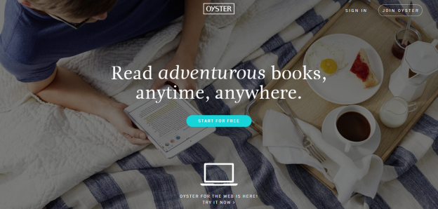 Beautifully digital reading for everyone