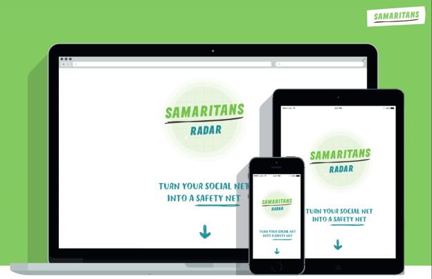 Samaritans Radar Walkthrough