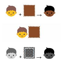 Unicode Emoji-with-color
