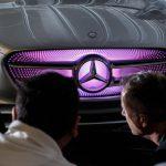 油漆就是太陽能面板? 賓士  (Mercedes-Benz)  跨界休旅 G-Code 綠能技術驚豔北京