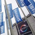 Samsung SDS 首掛牌、股價狂漲 8 成