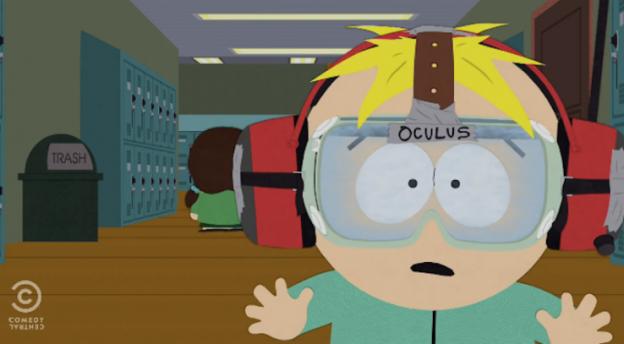 stanOculus Rift