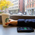 starbucks wireless charger_new york times