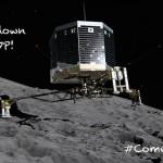十年的太空任務就為這一刻!人類首個太空探測器登陸彗星