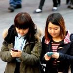 2015 年聯想、華為、小米的中國智慧手機龍頭爭霸
