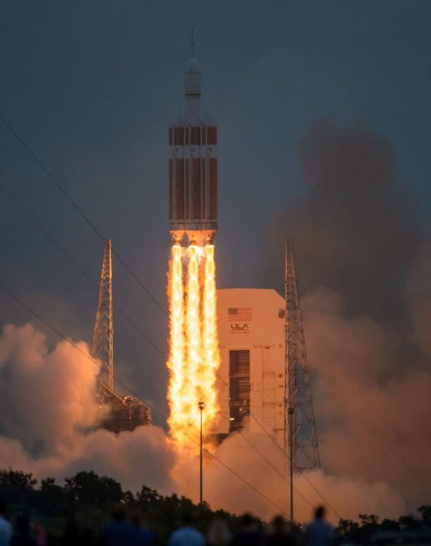 Orion Exploration Flight Test