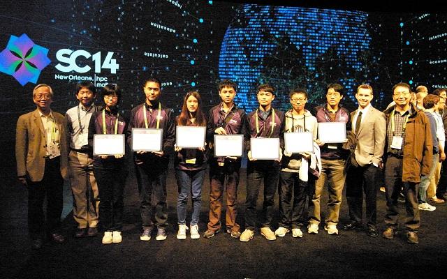 創 SCC 大賽紀錄!清大學生團隊獲得效能調適冠軍