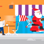 離聖誕老人進城只剩 22 天!Google 追蹤器先帶你去聖誕村玩樂