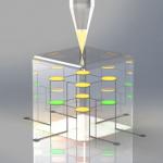 全球首個 3D 列印 LED!未來可直接印出智慧隱形眼鏡