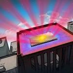 力抗暖化有新招,在屋頂裝個鏡子吧