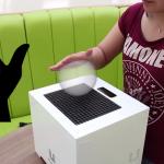 虛擬實境看得到也摸得到!英超音波科技憑空打造形狀